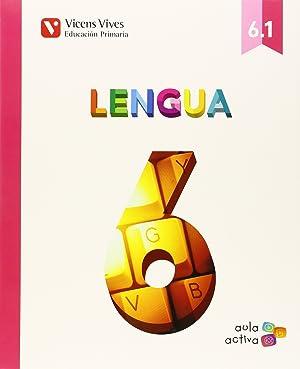 15).lengua 6ºprimaria.(aula activa).trimestral: Vv.Aa