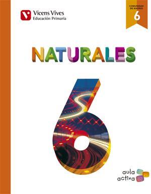 mad).(15).ciencias naturales 6º.prim.*madrid* aula activa: Vv.Aa