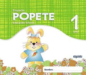 12).proyecto popete.(1 aÑo).(educacion infantil): Campuzano Valiente, María Dolores