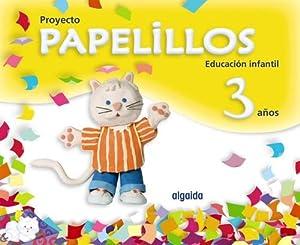 10).papelillos 3 aÑos (completo): Campuzano Valiente, María Dolores