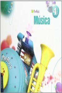 12).musica 4º.primaria (pixepolis): Fernandez Picos, Fernando