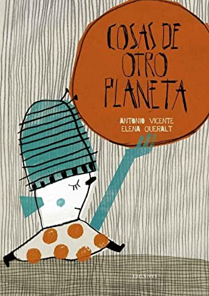 Cosas de otro planeta: Vicente Lucerga, Antonio