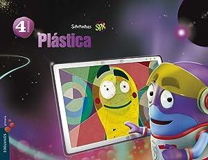 15).plastica 4ºprimaria.(superpixepolis): Vv.Aa