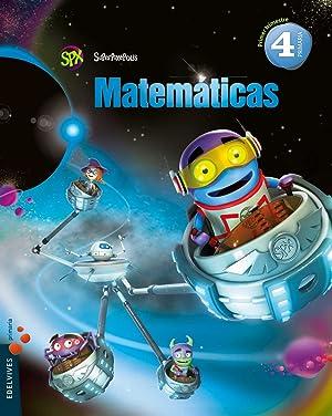 15).matematicas 4ºprim.trimestral.(superpixepolis): Vv.Aa