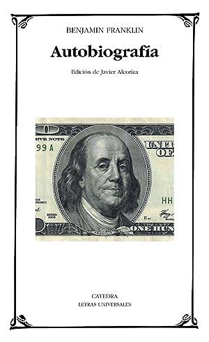 Autobiografía: Franklin, Benjamin