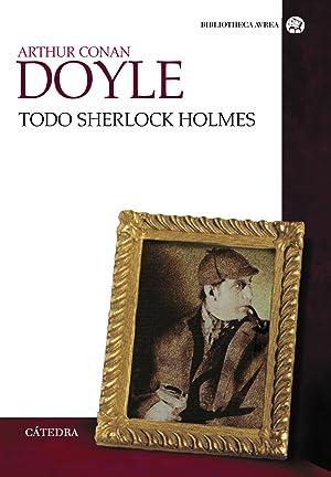 Todo Sherlock Holmes: Conan Doyle, Arthur