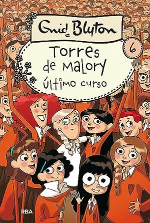 TORRES DE MALORY 6. ULTIMO CURSO