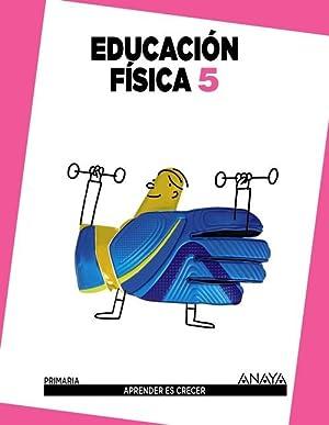 14).educacion fisica 5º.prim (aprender es crecer): Vizuete Carrizosa