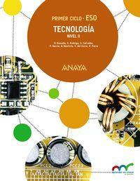 (c.m).(15).tecnologia ii.(3º-4º eso) 2ºciclo (aprender): Vv.Aa.