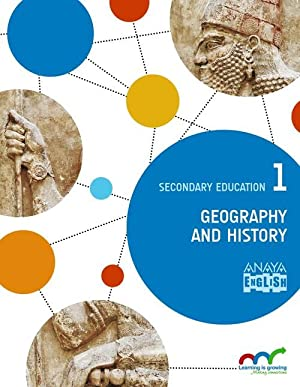 15).geography & history 1ºeso: Vv.Aa.