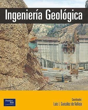 Ingenieria geologica.(universidad): González Vallejo, Luis