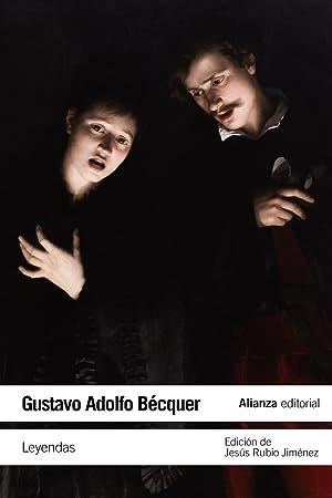 Leyendas: Bécquer, Gustavo Adolfo