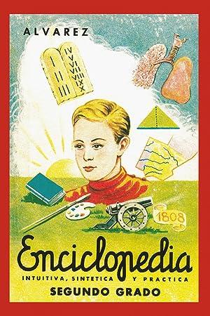 Enciclopedia Alvarez, 2 grado: Alvarez.