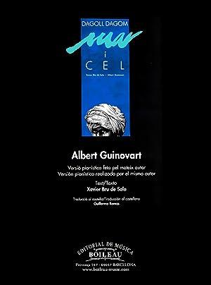 Mar i cel.Versio pianistica: Guinovart, Albert
