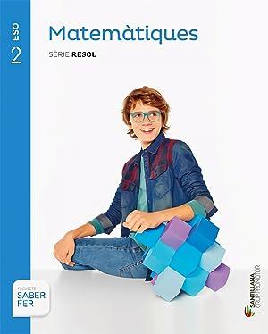 cat).(15).matematiques 2n.eso (saber fer): Vv.Aa