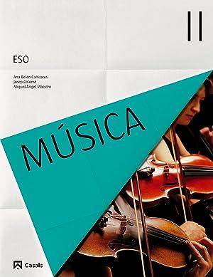 cat).(15).musica ii (3r.eso) *catala*: Aa.Vv.