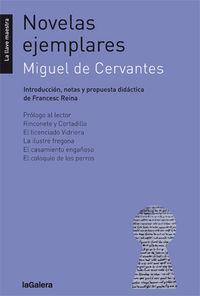 Novelas ejemplares: Cervantes, Miguel