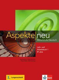 14).aspekte neu 1-1 alumno+ejercicios+cd: Vv.Aa