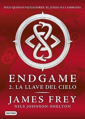 La llave del cielo: Frey, James