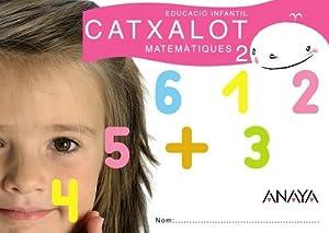 Matematiques 2.catxalot 4anys: Villarroya Samaniego, Elena