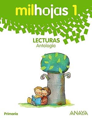 Lecturas 1. Milhojas.: Maestro Sarrión
