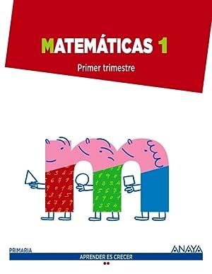 14).matematicas 1ºprim.(trim).*pauta* (cant/ext/glz/mur): Perez Madorran