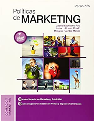 14).(g.s).politicas de marketing.(2ª.ed): Escribano Ruiz, Gabriel