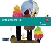 14).arts and crafts 1º.prim.*plastica en ingles*(savia)