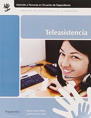 Teleasistencia: Atienza Mañas, M.