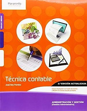 14).(g.m).tecnica contable.(ciclos formativos): Rey Pombo, José