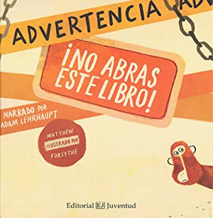 Advertencia no abras este libro!