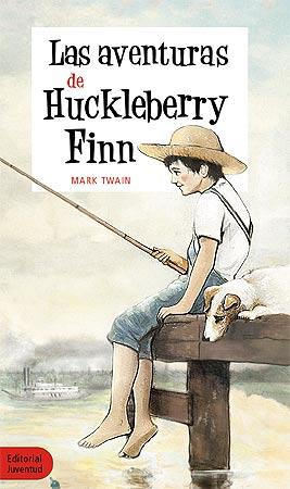 Las aventuras de Huckleberry Finn: Twain, Mark