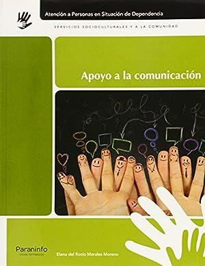 g.m).apoyo a la comunicacion.(ciclos formativos): Morales Moreno, Elena Del Rocío