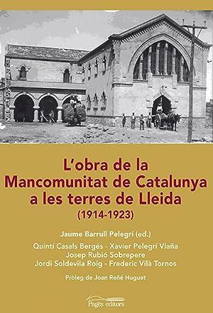 L'obra de la Mancomunitat de Catalunya a: Dd.Aa