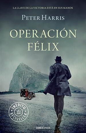 Operación Felix: Harris, Peter