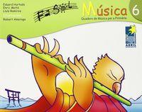 (cat).(09).quad.musica 6e.prim (fa sol): Hurtado Montero, Eduard