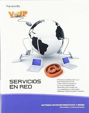 10).(g.m).servicios en red.: Sivianes Castillo, Francisco