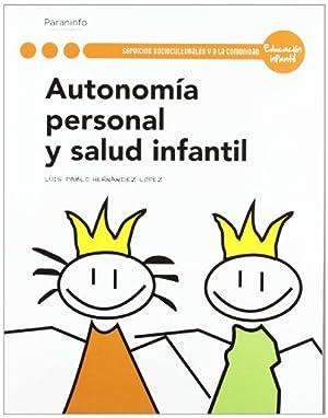 12).(g.m).autonomia personal y salud infantil (ed.infantil: Vv.Aa.