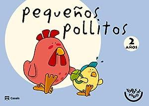 13).pollitos.(2 aÑos) todos al nido