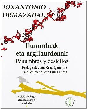 Penumbras y destellos: Ormazabal, Joxantonio