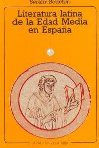 Literatura latina de la Edad Media en: Bodelon, Serafin