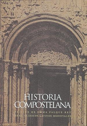 Historia compostelana: Falque Rey, Emma
