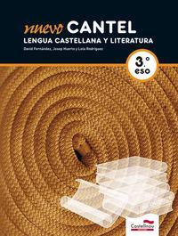 13).nuevo cantel 3ºeso lengua castellana: Vv.Aa