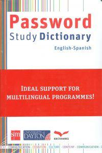 Password study dictionary english-spanish