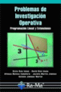 Problemas de investigación operativa: Rios Insua, Sixto