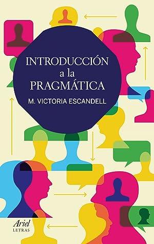 Introducción a la pragmática: Escandell, Mª Victoria