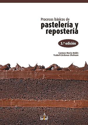 Procesos Básicos Pastelería Repostería Abebooks