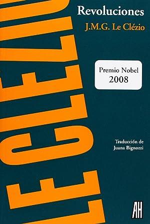 Revoluciones: Le Clezio, J.M.G.