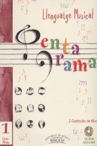 Llenguatge musical 1 grau mitja: Custodio De Alba, J