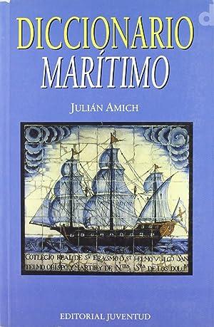 Diccionario maritimo: Amich, Julian